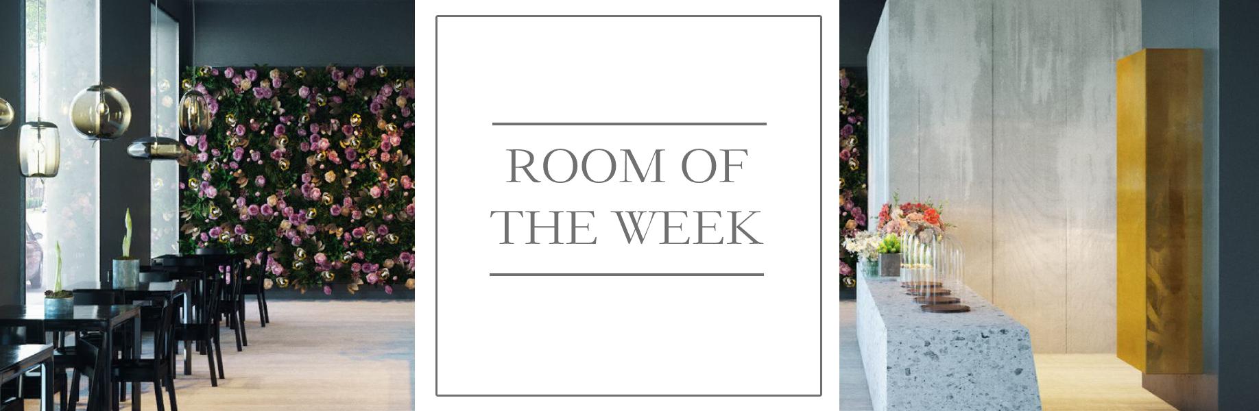 room of the week